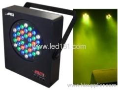rgbw LED slim par