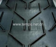 C25 Chevron conveyor belt