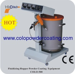 High Quality Powder Coating Equipment