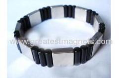 hematite jewelry NdFeb permanent bracelet