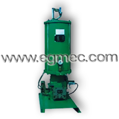 Single Line Electric Grease Pump