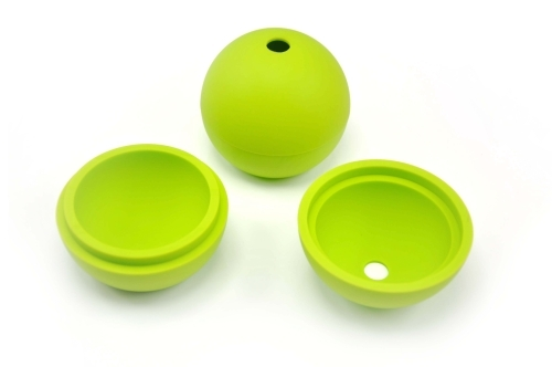 Green Color Ice Ball