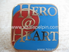 Customized Enamel lapel pin