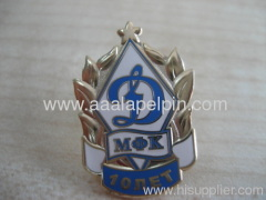 Custom Enamel Metal Lapel Pins