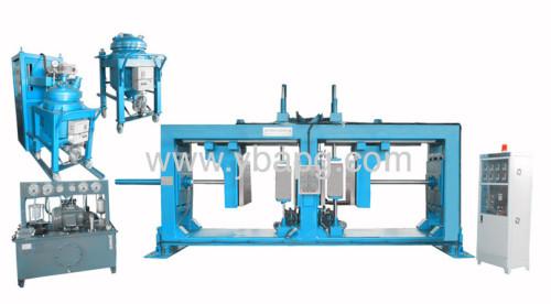 Hydraulic Pressure Die Casting Machine from China