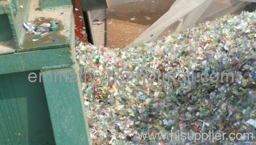China Scrap Materials Recycling Machine Manufacturer