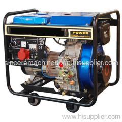 Diesel Electric Generator Set