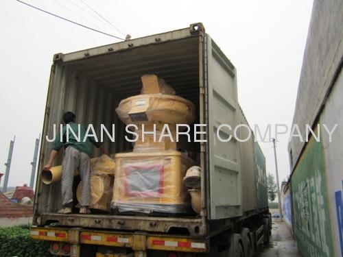 capacity 1000-1500kg/h pellet making machine