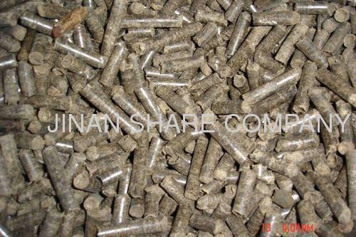 output 1500-2000KG/H pellet production machine