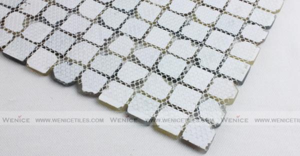 Art feature wall mosaic