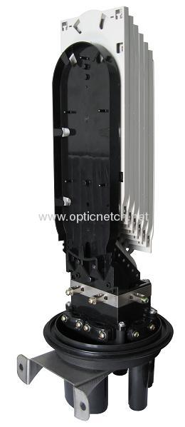 Fiber Optic Joint Box (max. 144 fibers)