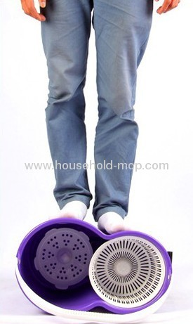 PERFECT HAND PRESS SPIN MOP
