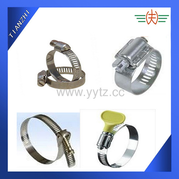 3/4Miniature Worm Gear Hose Clamp