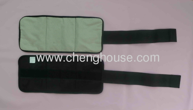 Far-infrared magnetic heating pad