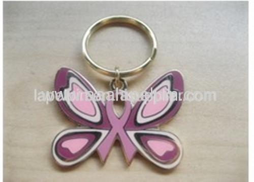 Custorm popular Metal Keychain for Women