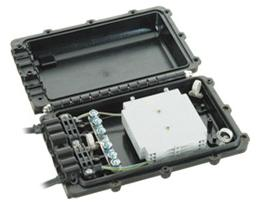 Fibre Optic Jointclosure (Box Type)