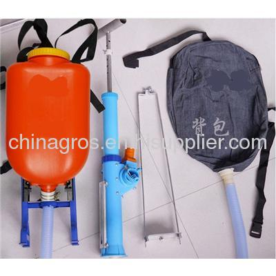 Knapsack Backpack Fertilizer Fertilization Machine Knapsack Granule Fertilizer ApplicatorFERTILIZER APPLICATORS