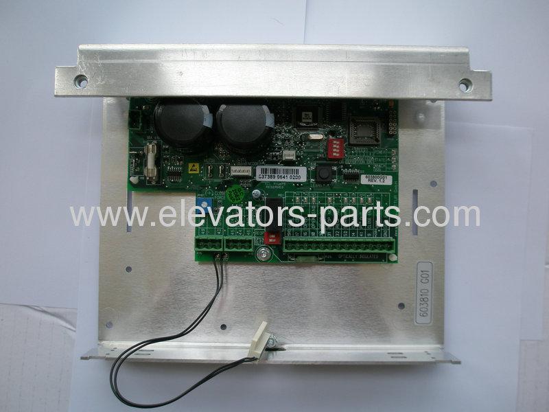 KONE elevator Door Motor Drive PCB KM603810G01