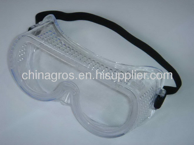 Safety Glass Goggles,Safety Glasse ,Silica Gel Glass PVC Goggle ,Anti-chemical Glass ,Safety Goggles