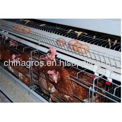 Chicken Cage Hen Coop Layer Coop Galvanized Layer Chicken HenCoopPoultry Chicken Cage metal cages