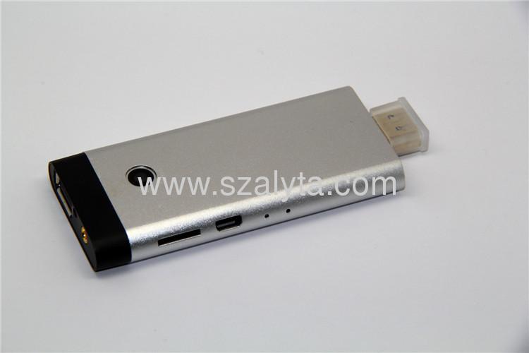 RockChip 3066, up to 1.6GHz, Cortex A9, dual-core CPU + Quad-core GPU HD Media Player