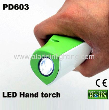 Dynamo LED flashlight LED desk lamp