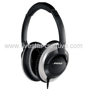 Bose AE2 Around Ear Audio Adjustable over-ear headphone