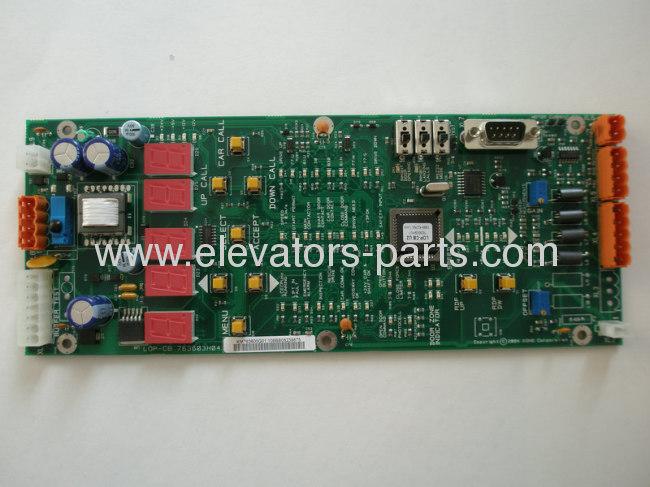 KONE Elevator Spare Parts KM763600G01