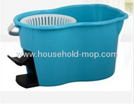 Magic mop newest foldable mop double bucket mop TV shopping gift