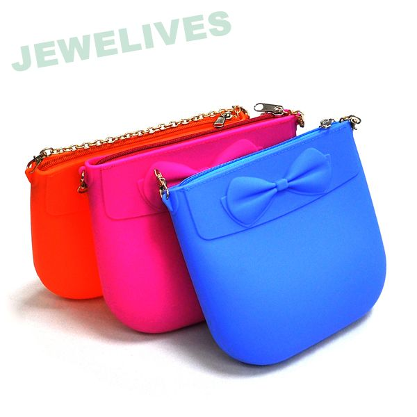 Jewelives Silicone & RubberCosmetic Bag