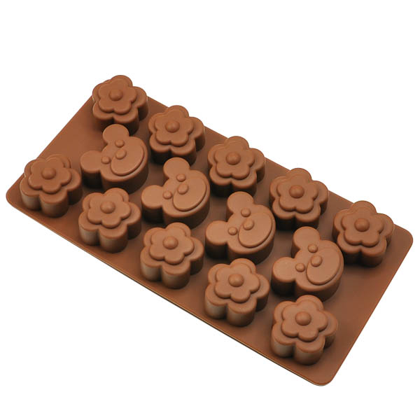 Silicone Moulds for Sugarcraft cake cupcake Claychocolate soap - Cupcake set
