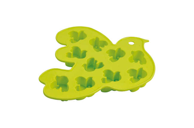 Silicone mould for sugarcraft cake cup cake chocolate Swan Family design