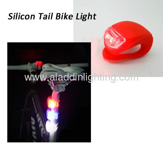 Cheap LED bike light set