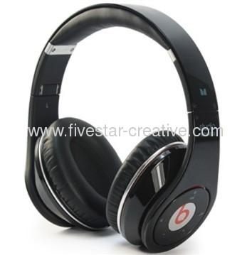 Monster by Dr Dre Studio Wireless Bluetooth High-Definition Headphone in Black