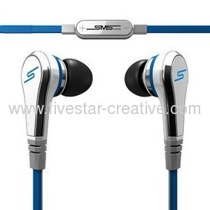 SMS Street by 50 cent wired in-ear headphones