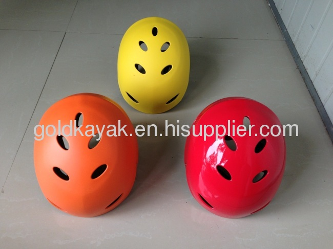 helmets used on kayak, riding, driving and other sports