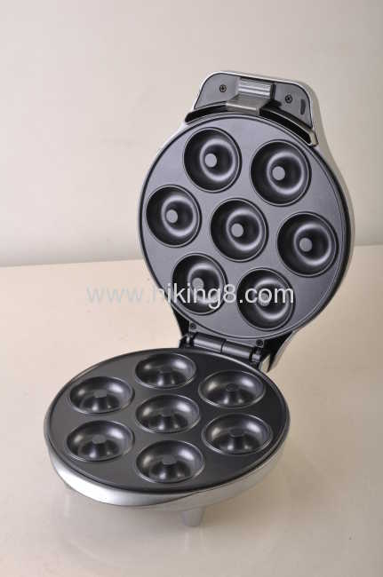 home mini donut maker with 850w