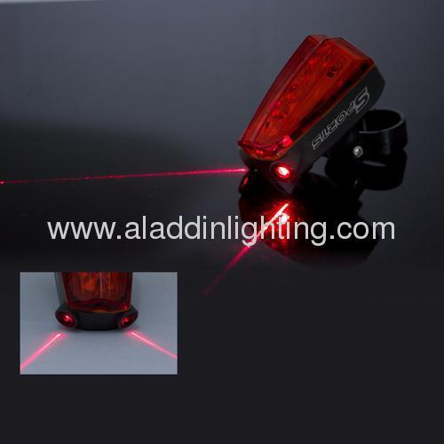 laser bike tail light