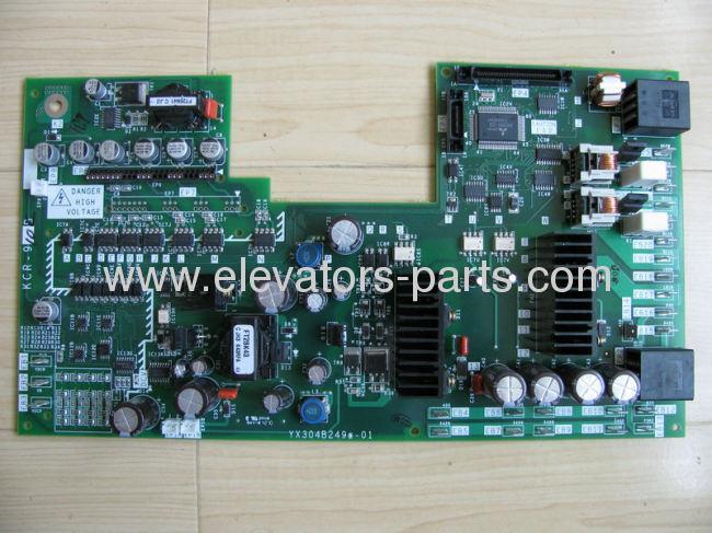 Mitsubishi elevator spare parts KCR-910C
