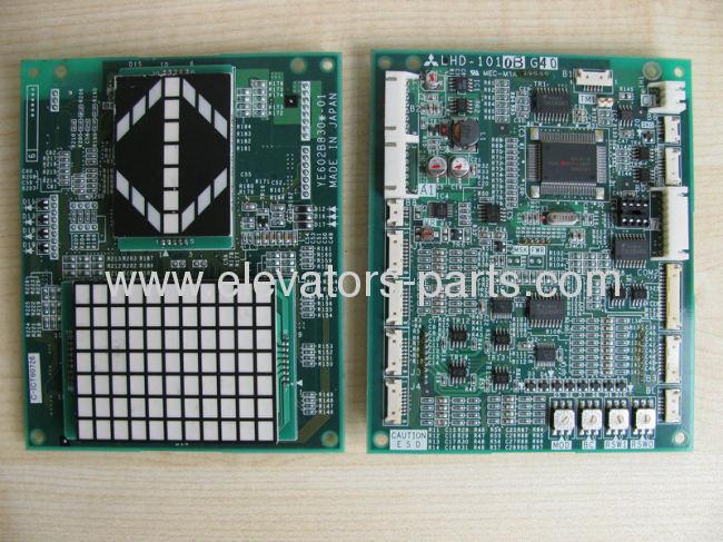 Mitsubishi elevator spare parts LHD-1010BG40