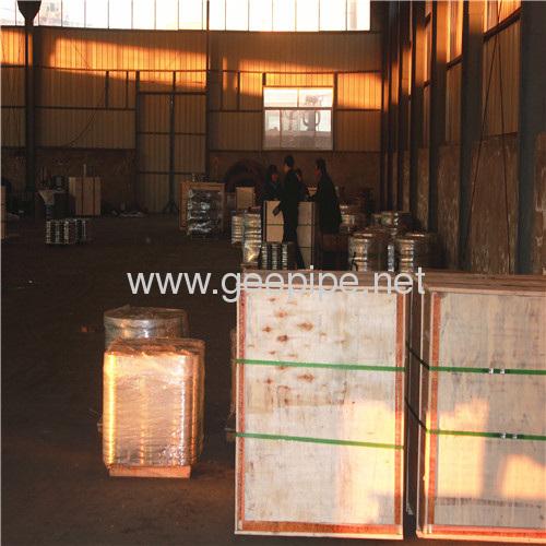 china bott-welded alloy steelelbow