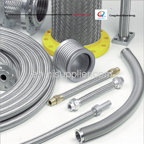 High quality galvanized flexible metal hose with UL certification
