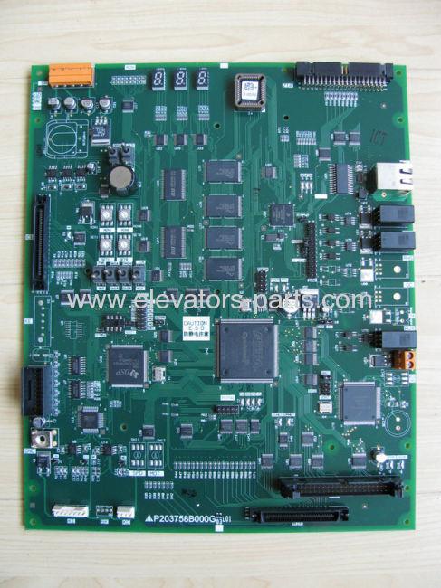 Mitsubishi elevator spare parts P203758B000G03L01