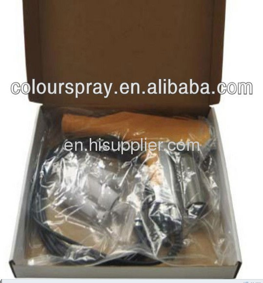 2013hot sale equipos parapintura electrostatica del polvo