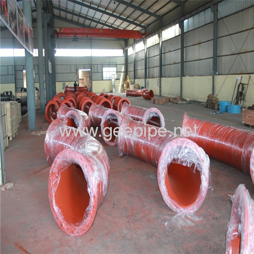 ASME B 16.9 carbon steel forged long radius elbow