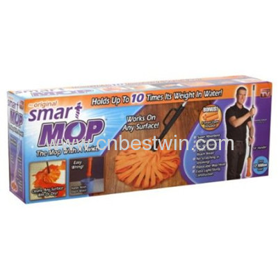 MICROFIBER MAGIC SMART MOP MAGIC TWIST MOP