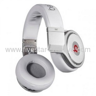 Monster Beats by Dr.Dre Pro Tuned Over-ear White