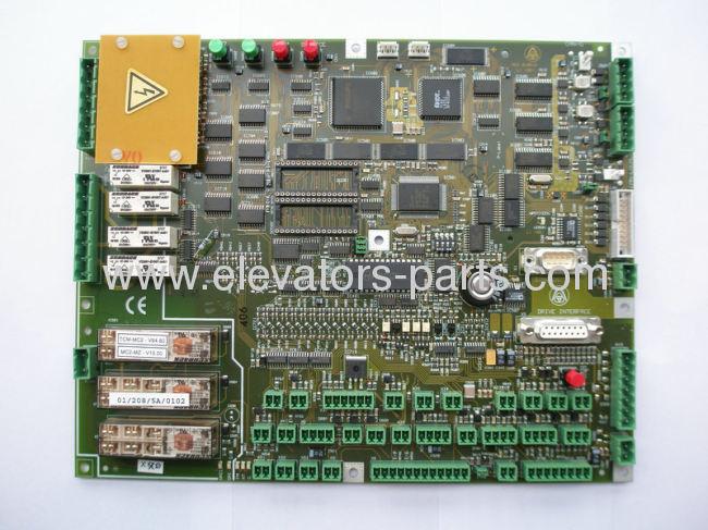 Thyssen elevator spare parts MC2