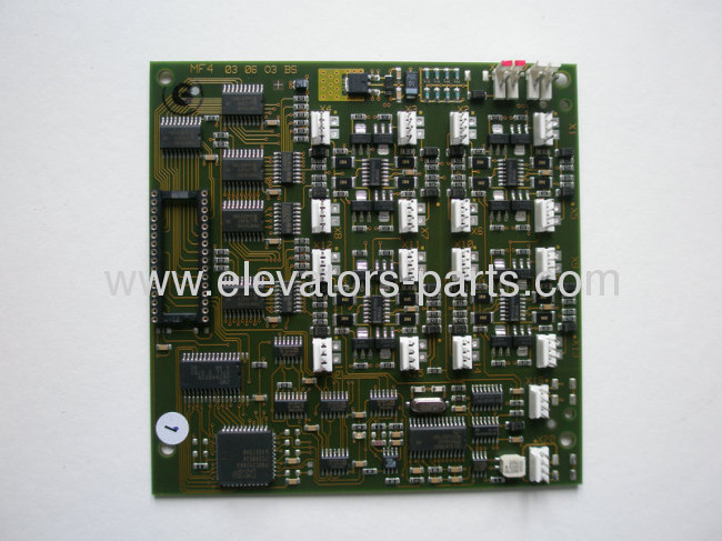Thyssen elevator spare parts MF4