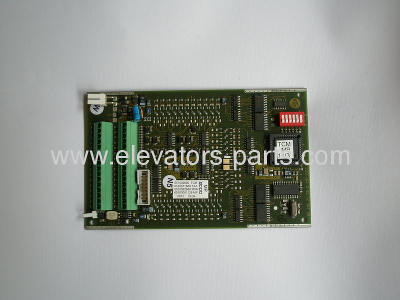 Thyssen elevator spare parts PCB MP